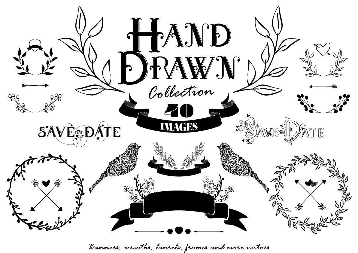 Hand Drawn Decor
