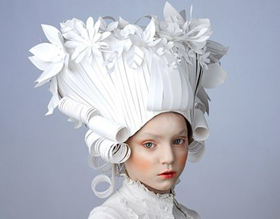 "Check out new work on my @Behance portfolio: ""Baroque paper wigs"" http://be.net/gallery/31246849/Baroque-paper-wigs"