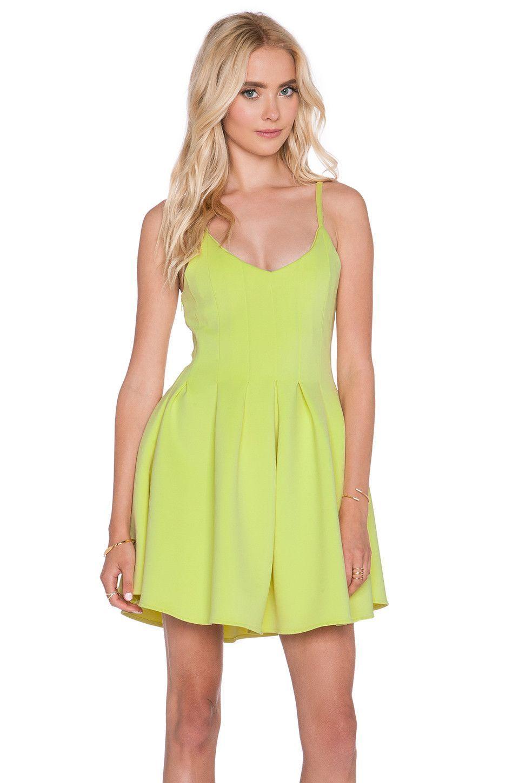 Fit & Flare Halter Dress