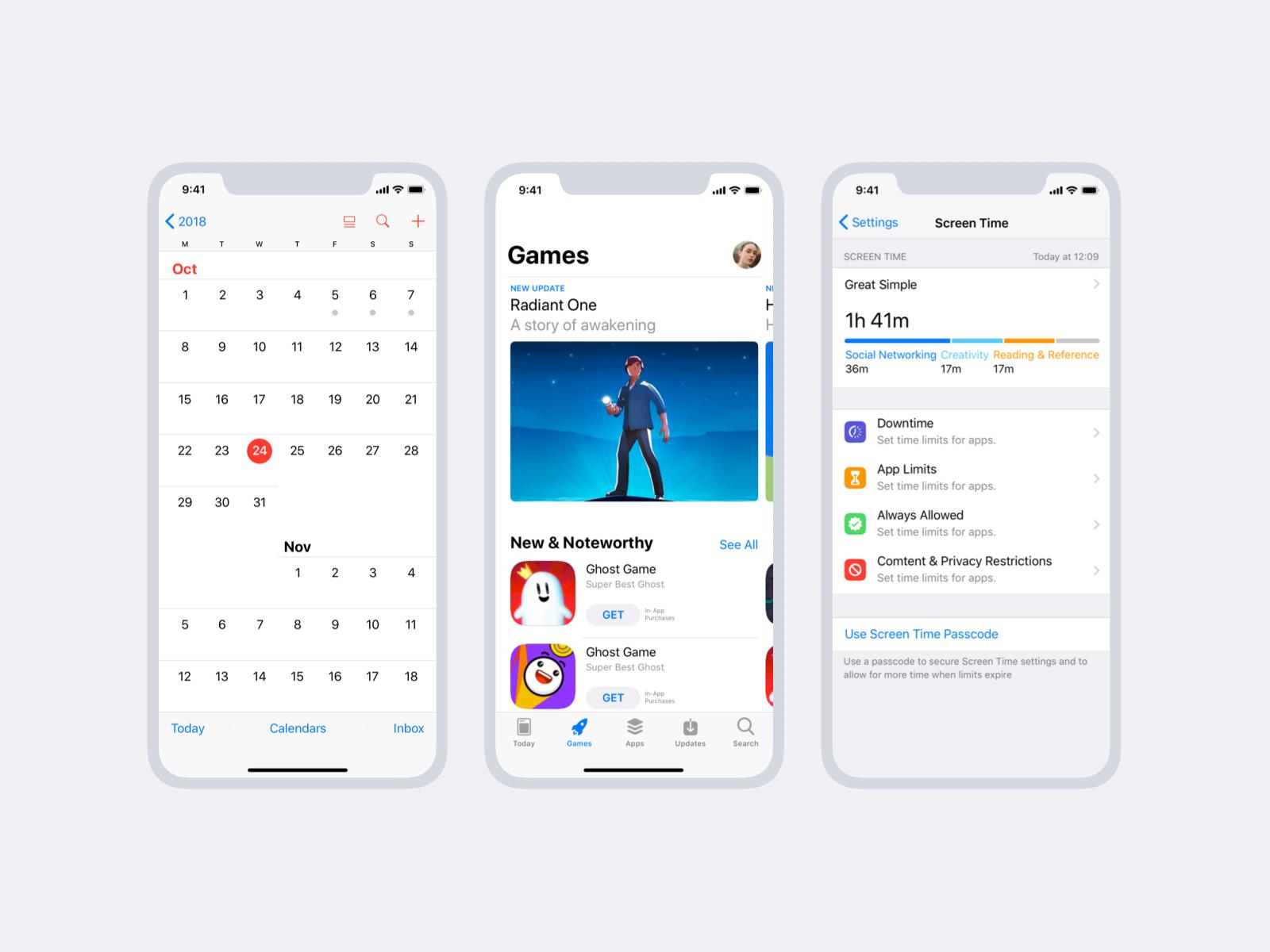 iOS 12 GUI iOS Native — Design Files Free dating sites