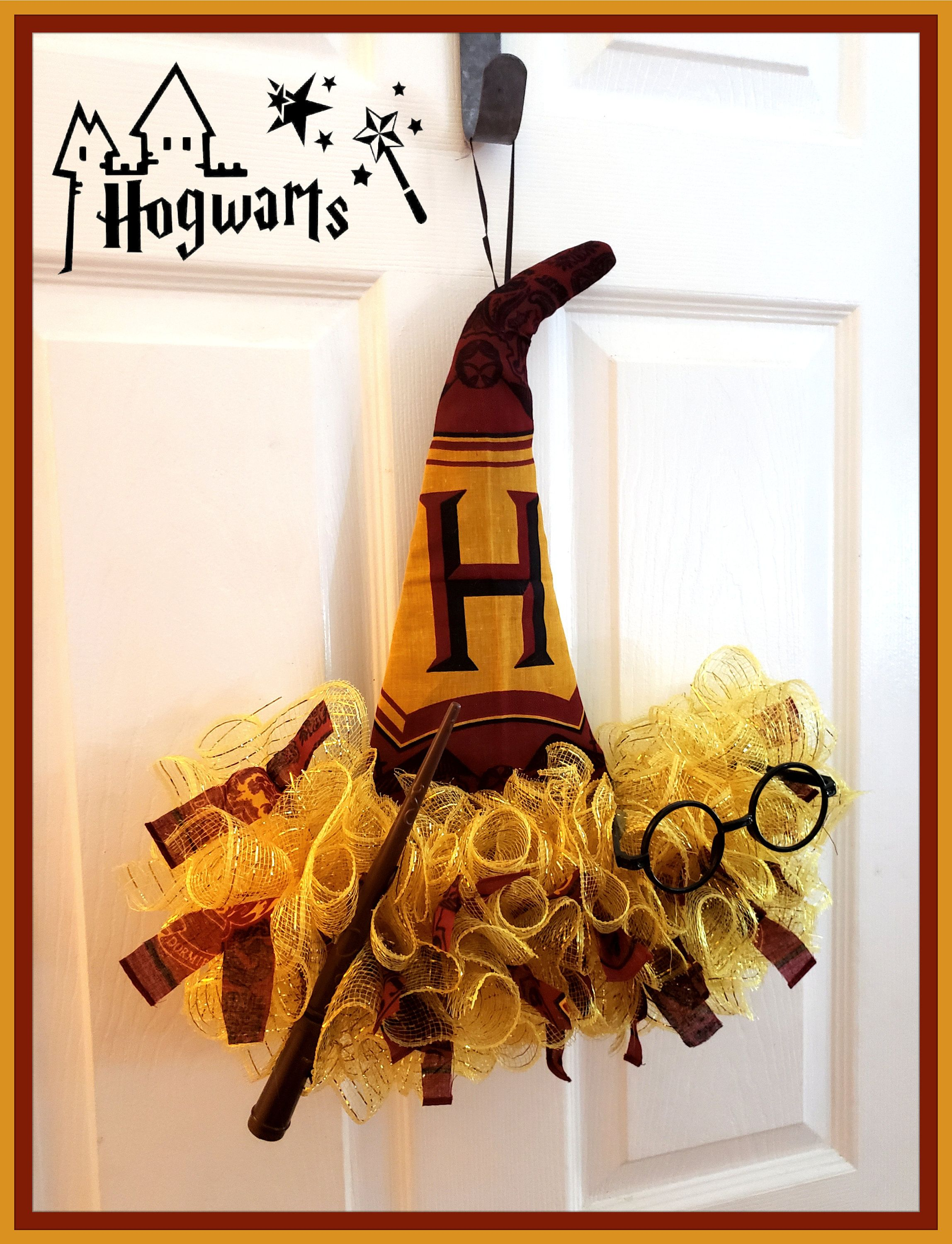 Bestseller harry potter wreath harry pottery gifts deathly