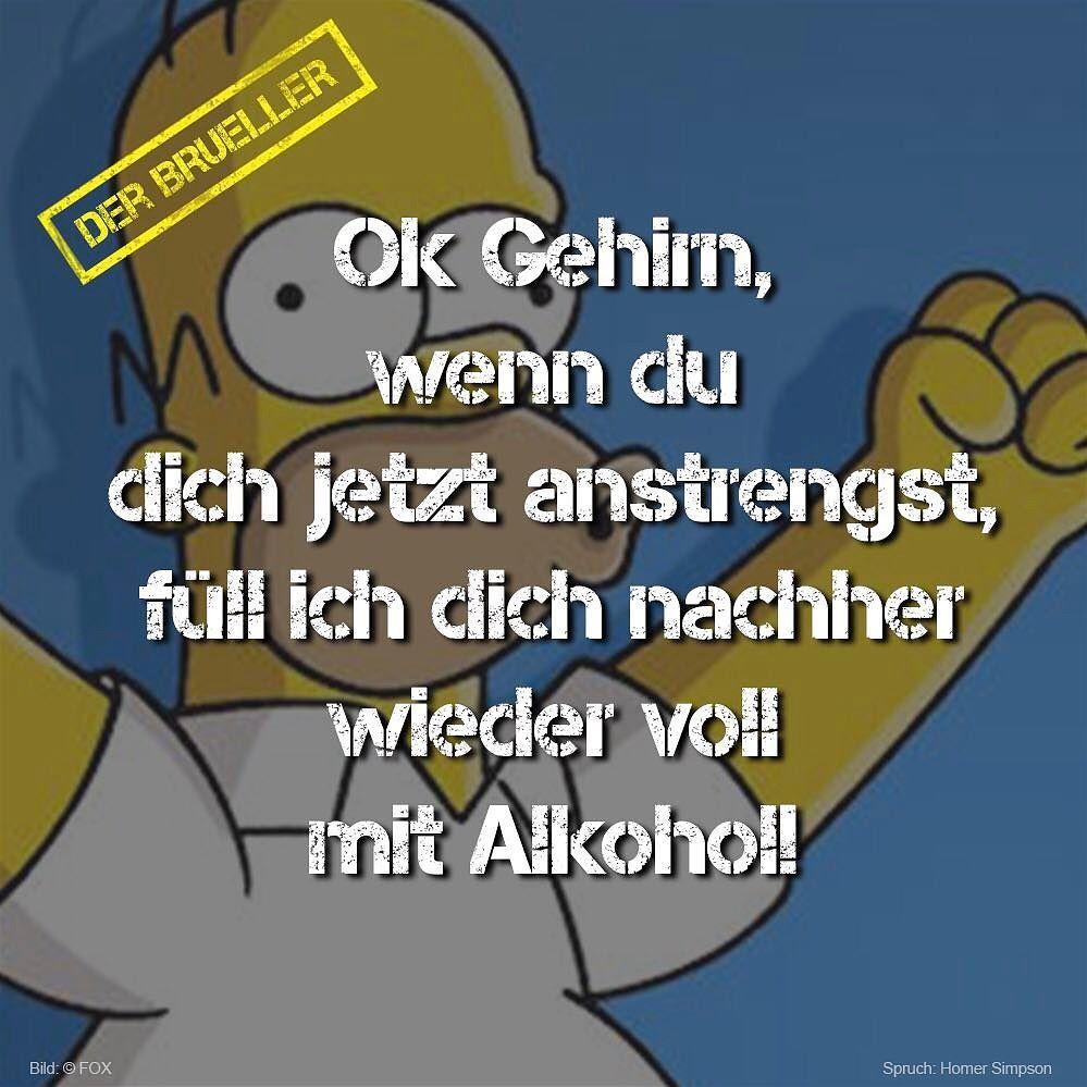 Sprüche Homer Simpson