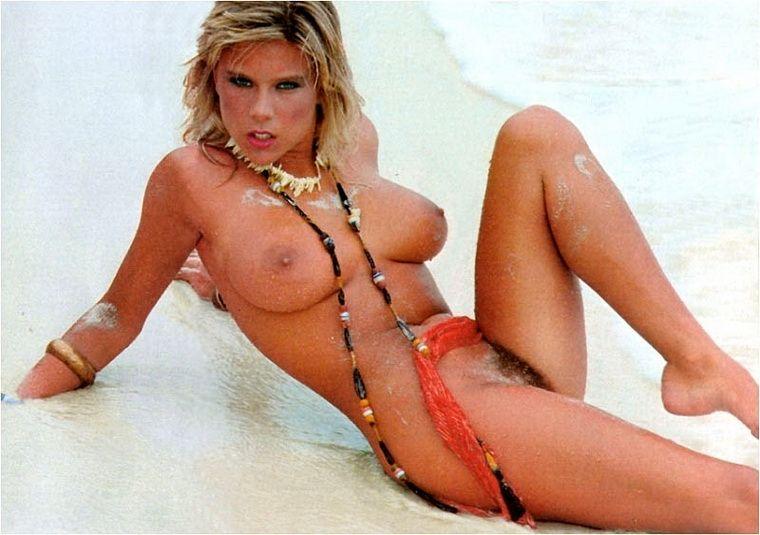 Samantha Fox Nude Video