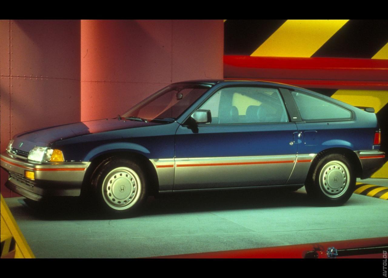 Honda Civic Miles Per Gallon >> 1986 Honda Civic Crx I Got 50 Miles Per Gallon Of Gas But