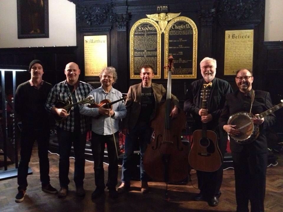 Tim Sharp, Harry Musselwhite and the Foggy London Boys!
