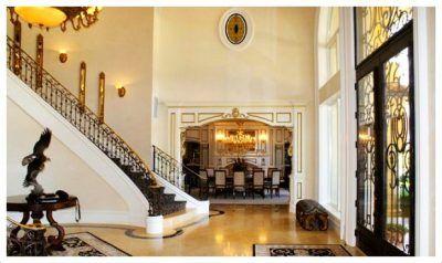 Mansiones de lujo por dentro de famosos casas for Mansiones lujosas modernas