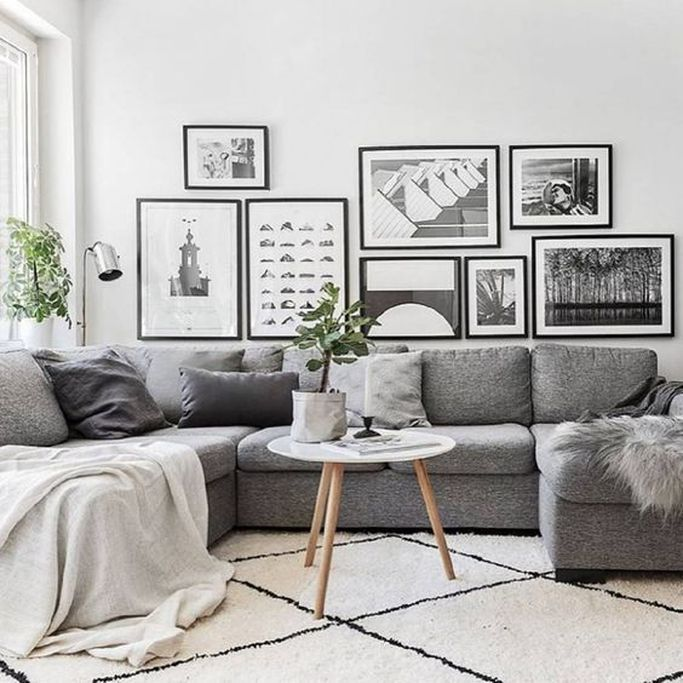 Awesome 19 Fascinating Scandinavian Home Decor Trends 2018 Http Decoratio Co