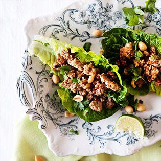 Aus Valentinas Küche: Thai-Style Salatrollen für den Sommer   Sommer ...