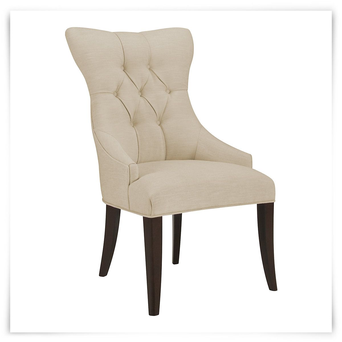 Esszimmer Stühle Art Deco True To Its Name The Deco Side Chair S Art Deco Influence Is