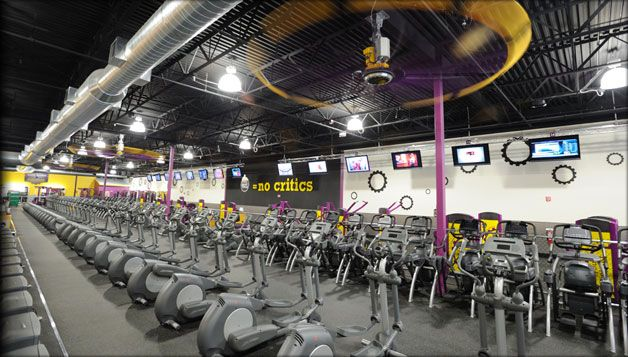 Planet Fitness Just Joined Not Too Impressed With Their Free Weights Section Since It S Most Planet Fitness Workout Fitness Journal Inspiration Board Fitness