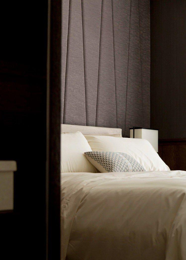 Mur capitonné chambre à coucher  idées pour une ambiance super cosy