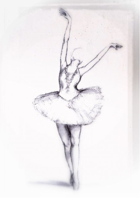 The Ballet Blog Dibujo Pinterest Sketches Paintings
