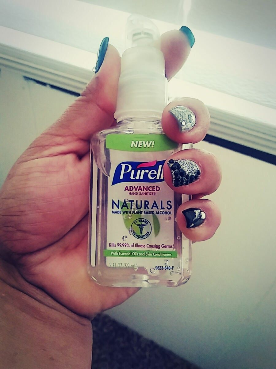 #free #Purell from #Influenster #RosyVoxBox