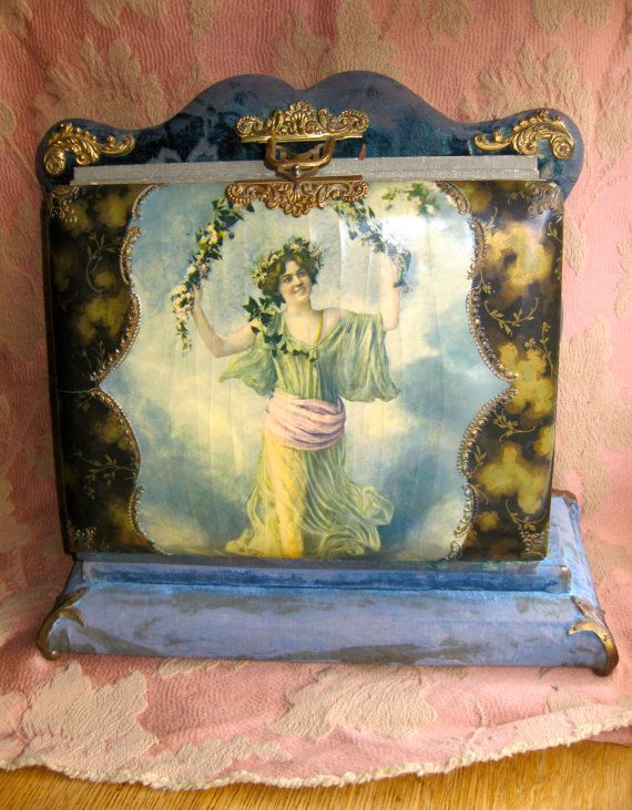 Beautiful Victorian Celluloid Photo Album