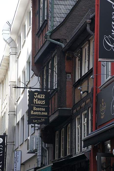 Bodea Barcelona befindet sich direkt neben dem Jazz Haus
