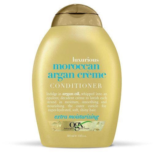Ogx Luxurious Moroccan Argan Creme Conditioner 13 Oz Shampoo