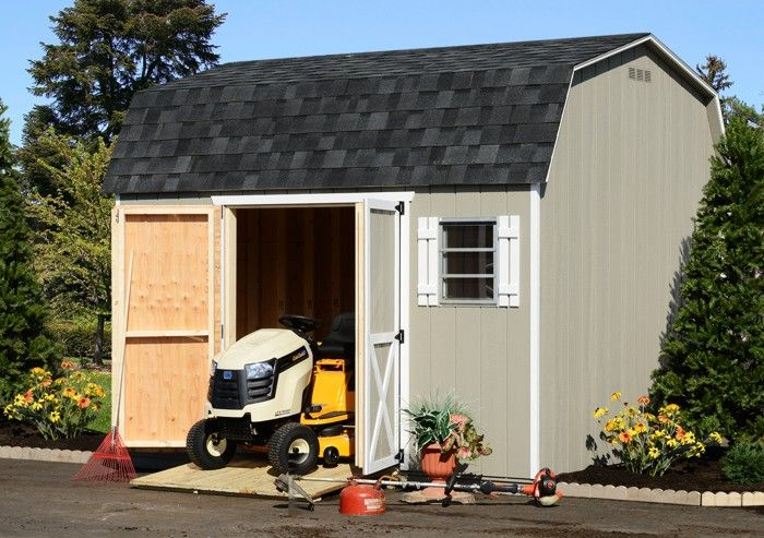 10x14 Dutch Barn Www Bestinbackyards Com Shed Storage Shed Sheds For Sale