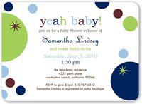 Boy Baby Shower Invitations | Shutterfly