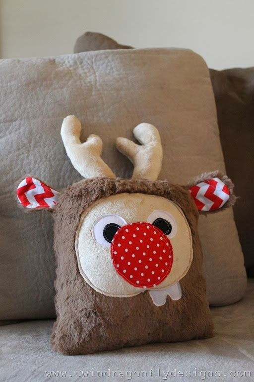 Hi everyone! I am beyond thrilled to be sharing this Holiday Plush Reindeer tutorial with you today! I originally posted it on the Ribbon Retreat last week. I have to say that I love, love, love this Soft Cuddle fabric from the Ribbon Retreat. You have got to get some and feel how super soft …