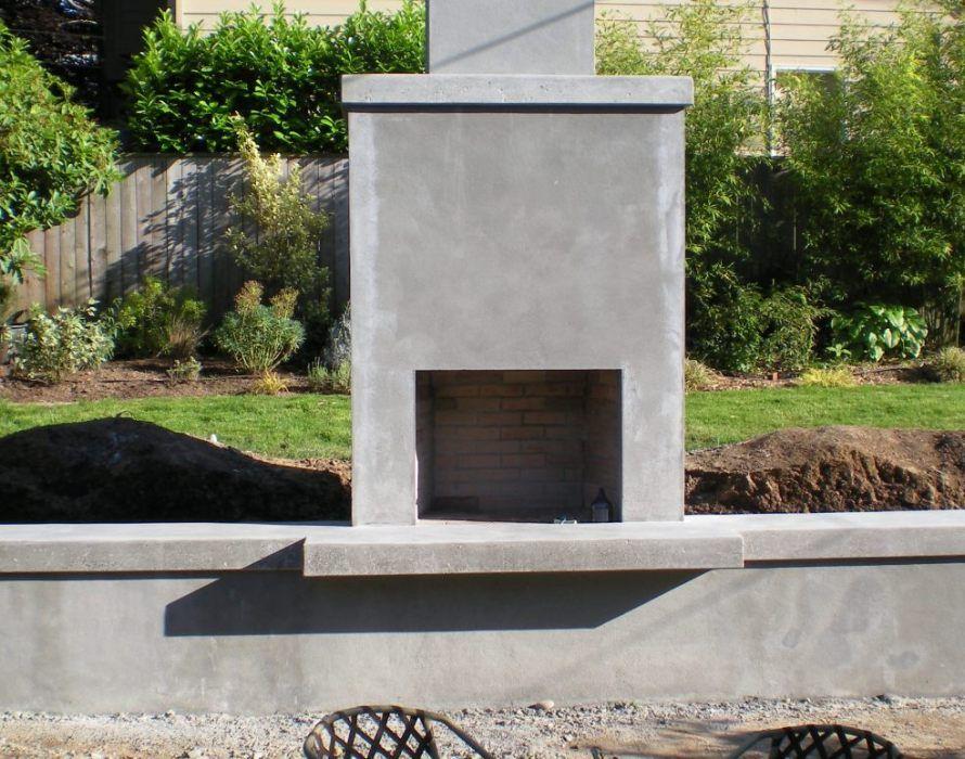 Fireplace Sensational Outdoor Brick Fireplace Kits Uk Delight