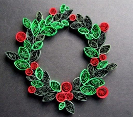 Pin By Darleen Snyder On Christmas Crafts Quilling Patterns Quilling Designs Quilling Christmas