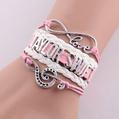 Infinity Love Taylor Swift Bracelet