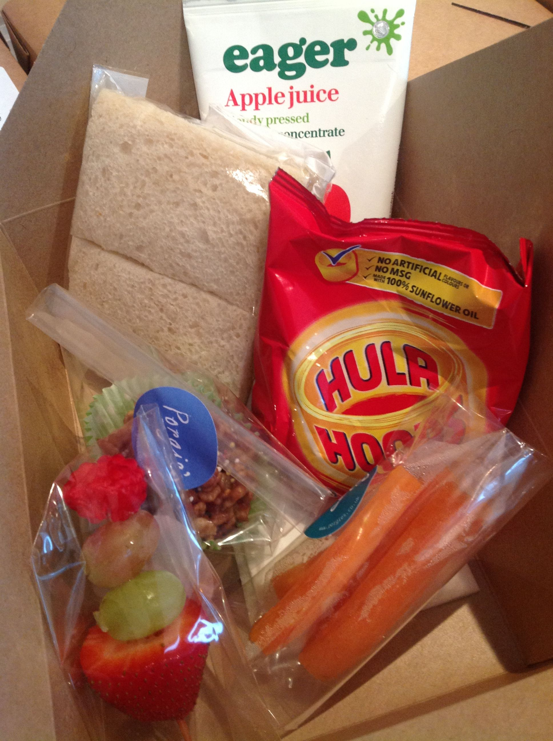 Party Food Box