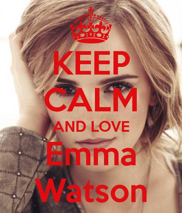 Keep calm and love Emma Watson (09)