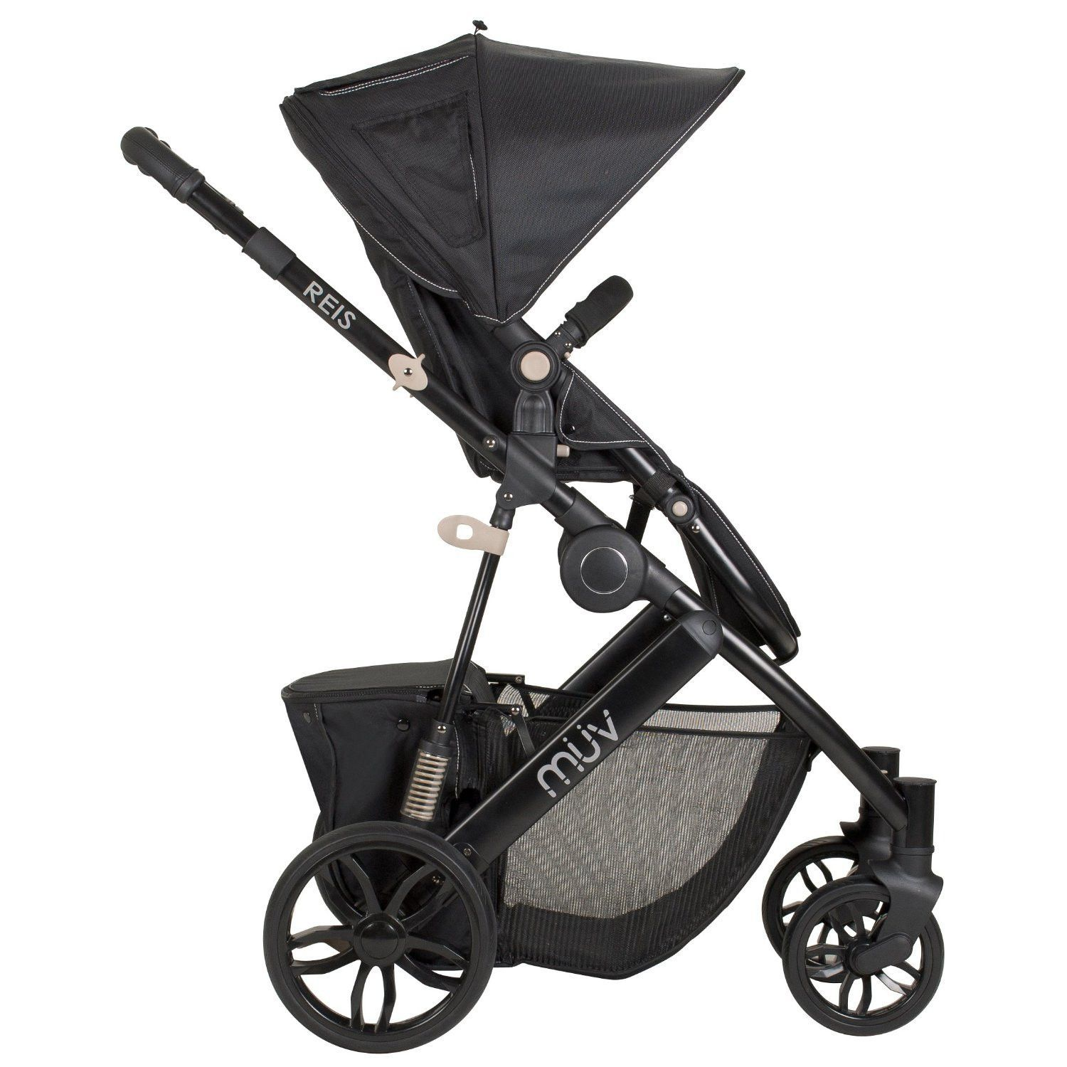 Combining style and everyday functionality, the MUV REIS