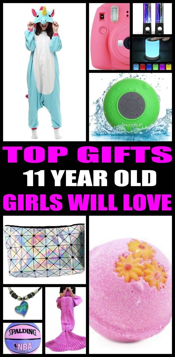 Top Gifts 11 Year Old Girls Will Love | Gift