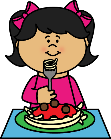 Kid Eating Spaghetti | Clip Art-Food | Pinterest | Clip ...