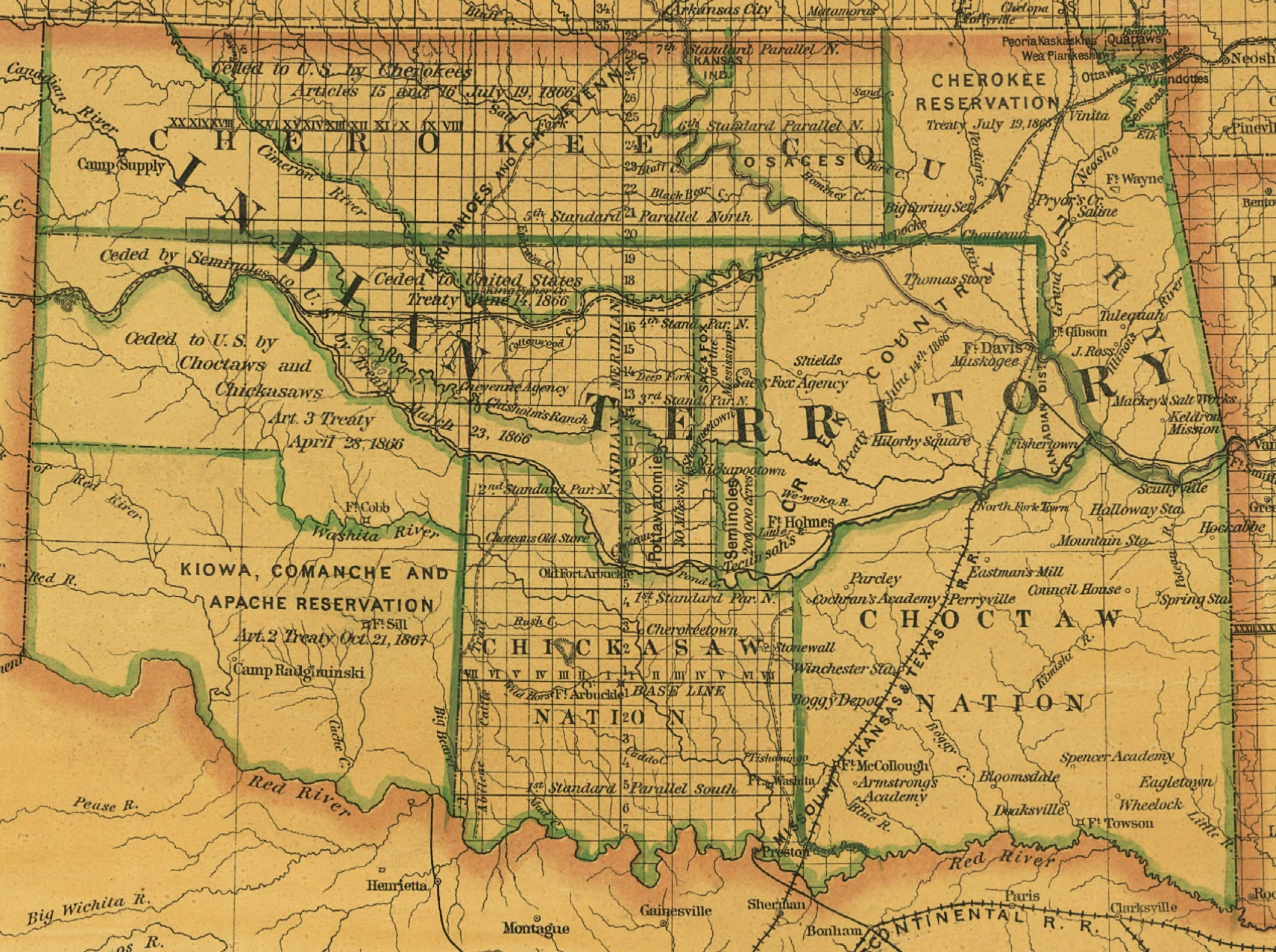Map Of The Glover River Oklahoma Travel Pinterest Rivers - Oklahoma rivers map