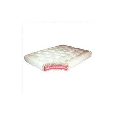 Foam Woolwrap Futon Mattress Size King