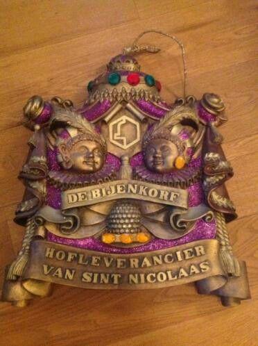 De Bijenkorf de hofleverancier van Sinterklaas