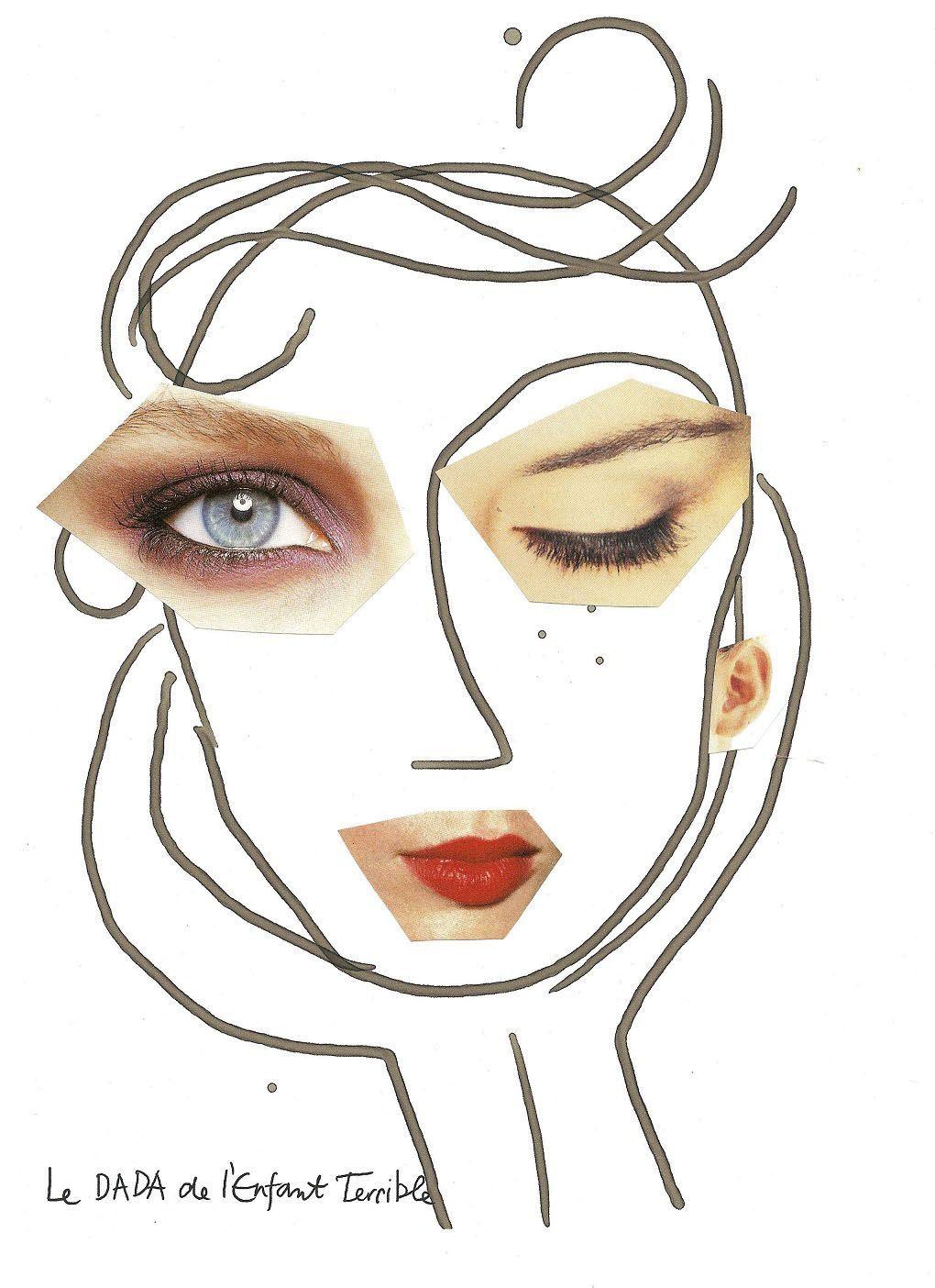 Learn To Draw Eyes Face Art Art Dada Art