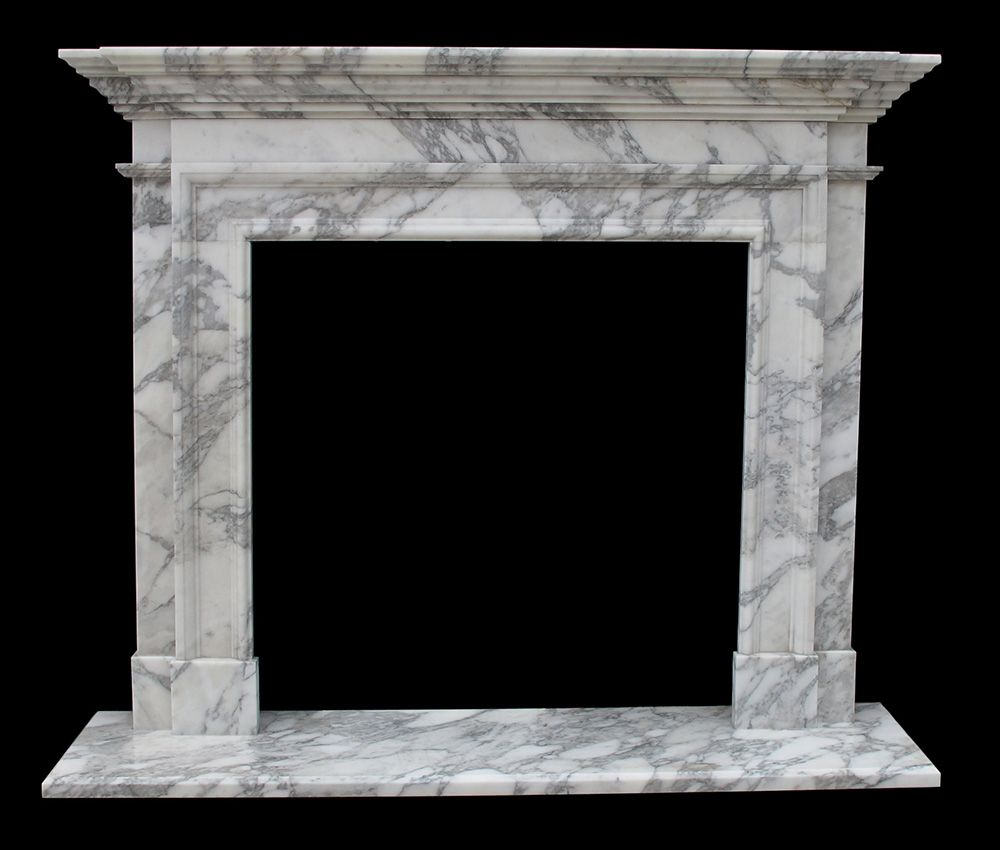 marble fireplace surround sale travertine italian arabesco