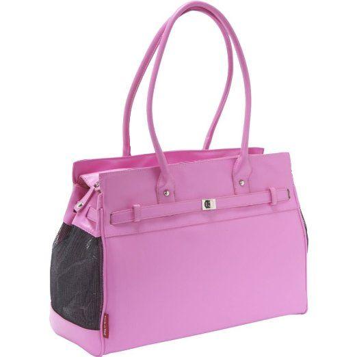 Bark N Bag Pink Monaco Pet Tote Bags Pink Bag Tote