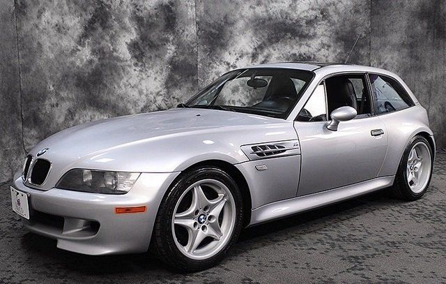 1999 Bmw Z3m M Coupe Also Called The Clown Shoe With