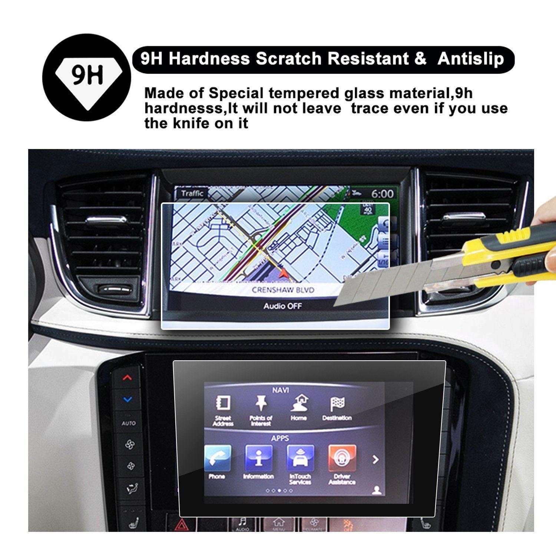 2019 Infiniti Qx50 Interior Center Stack Touchscreen Car Display