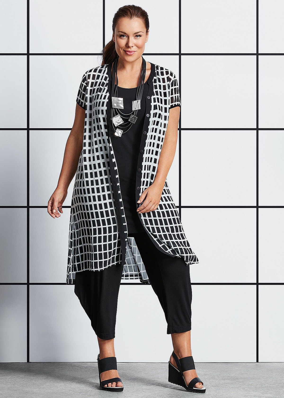 30499f40fc2 Step out in style in the latest Plus Size Women s Blouses   Shirts from  Taking Shape. Shop sizes 12 - 24 online today and get Free Shipping in  Australia ...