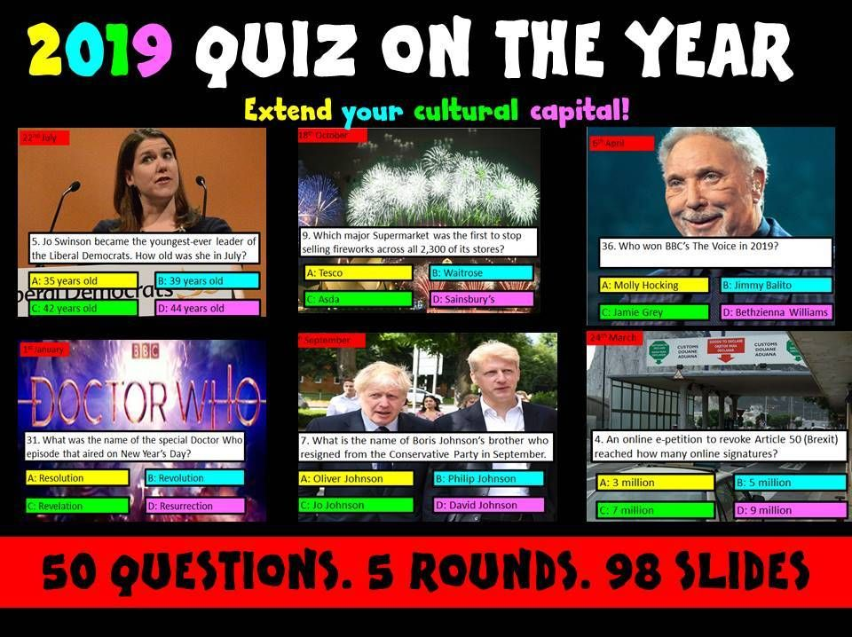 20192020 Quiz for PSHE This or that questions, Fun