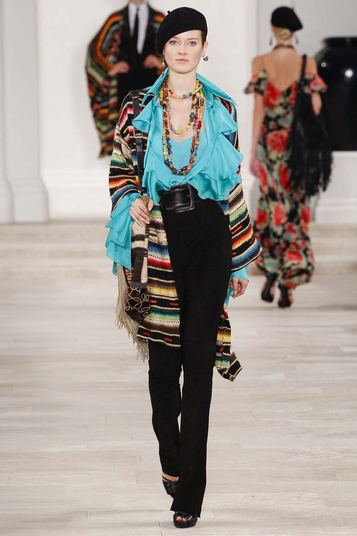 Ralph Lauren Spring 2013 Ready-to-Wear Collection Photos - Vogue