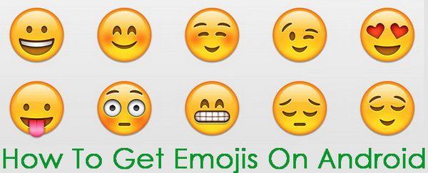 How To Use Emojis On Your Android Device Or Smartphone Emoji Keyboard Emoji Unicorn Emoji