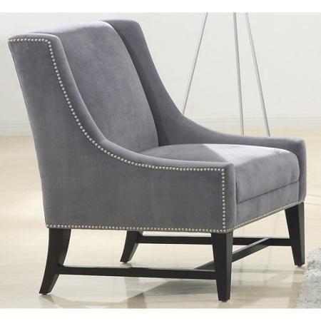 Best Emerald Home Maddox High Leg Accent Chair Walmart Com 400 x 300
