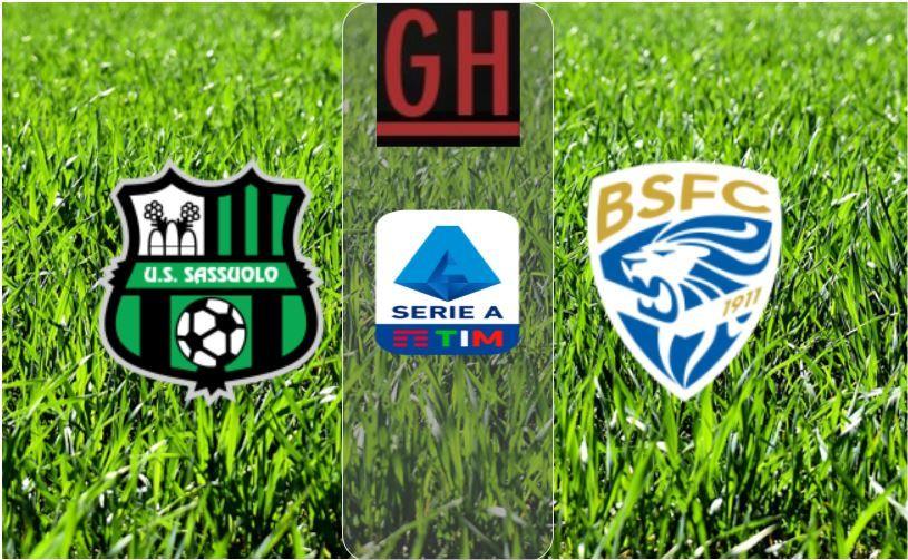 Watch Sassuolo 3 0 Brescia Serie A 2019 2020 Cagliari Soccer Highlights Football Highlight