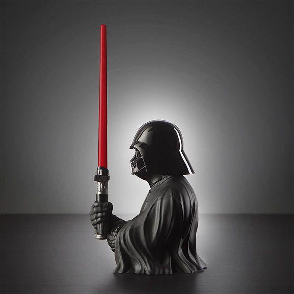 Star Wars Darth Vader Pen Holder Desk Accessories Darth Vader
