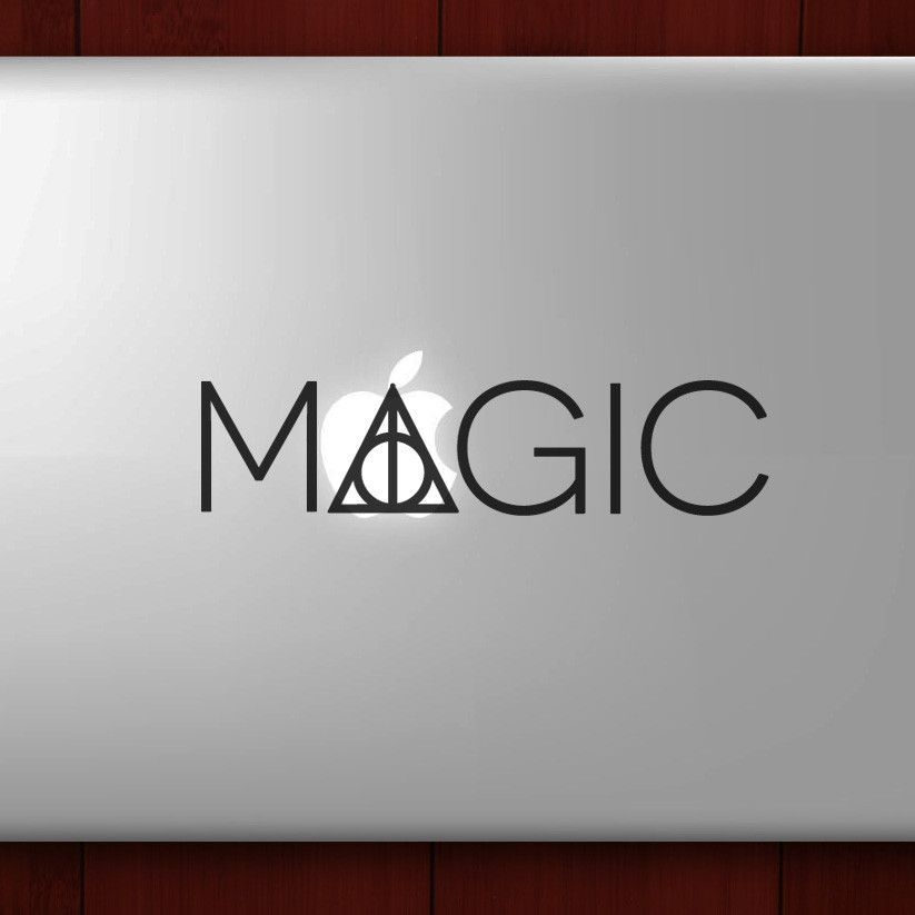 Because You Love Your Mac Almost As Much As You Love Harry Potter