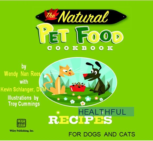 November 1 national cook for your pet day download free cookbook the natural pet food cookbook healthful recipes for dogs and cats forumfinder Choice Image