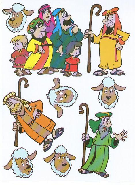 Imagen relacionada | dibujos personajes bíblicos. | Pinterest ...