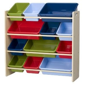 Pin By Veronica A On Organization Toy Storage Organization Toddler Storage Kids Toy Organization